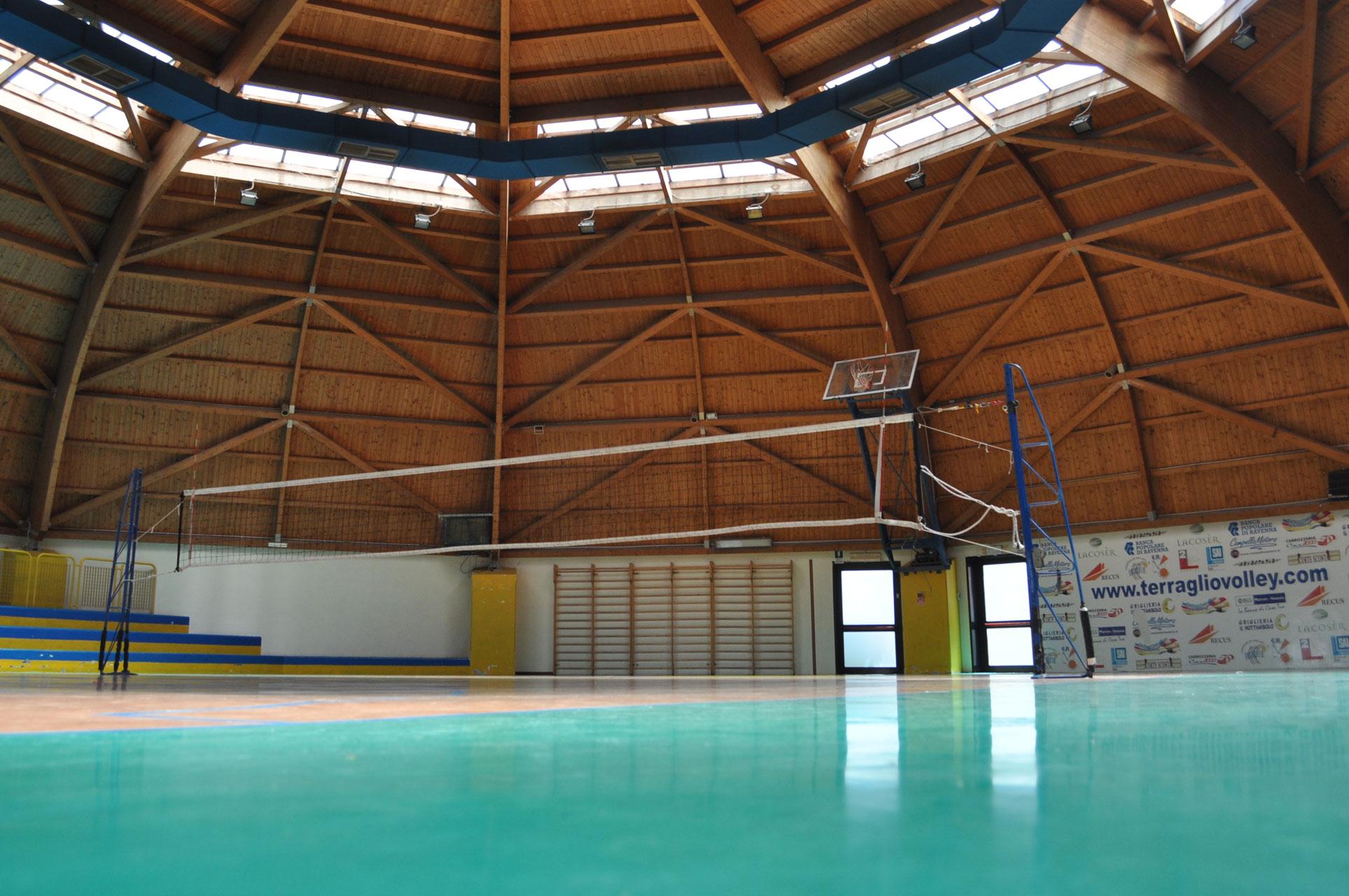 Piscina Sant Alvise Venezia.Palestre Terraglio Volley