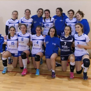 terraglio volley in prima divisione