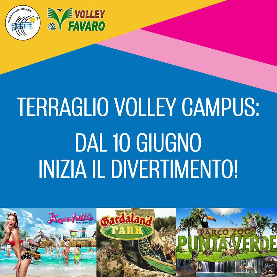 Terraglio Volley Camp 2019