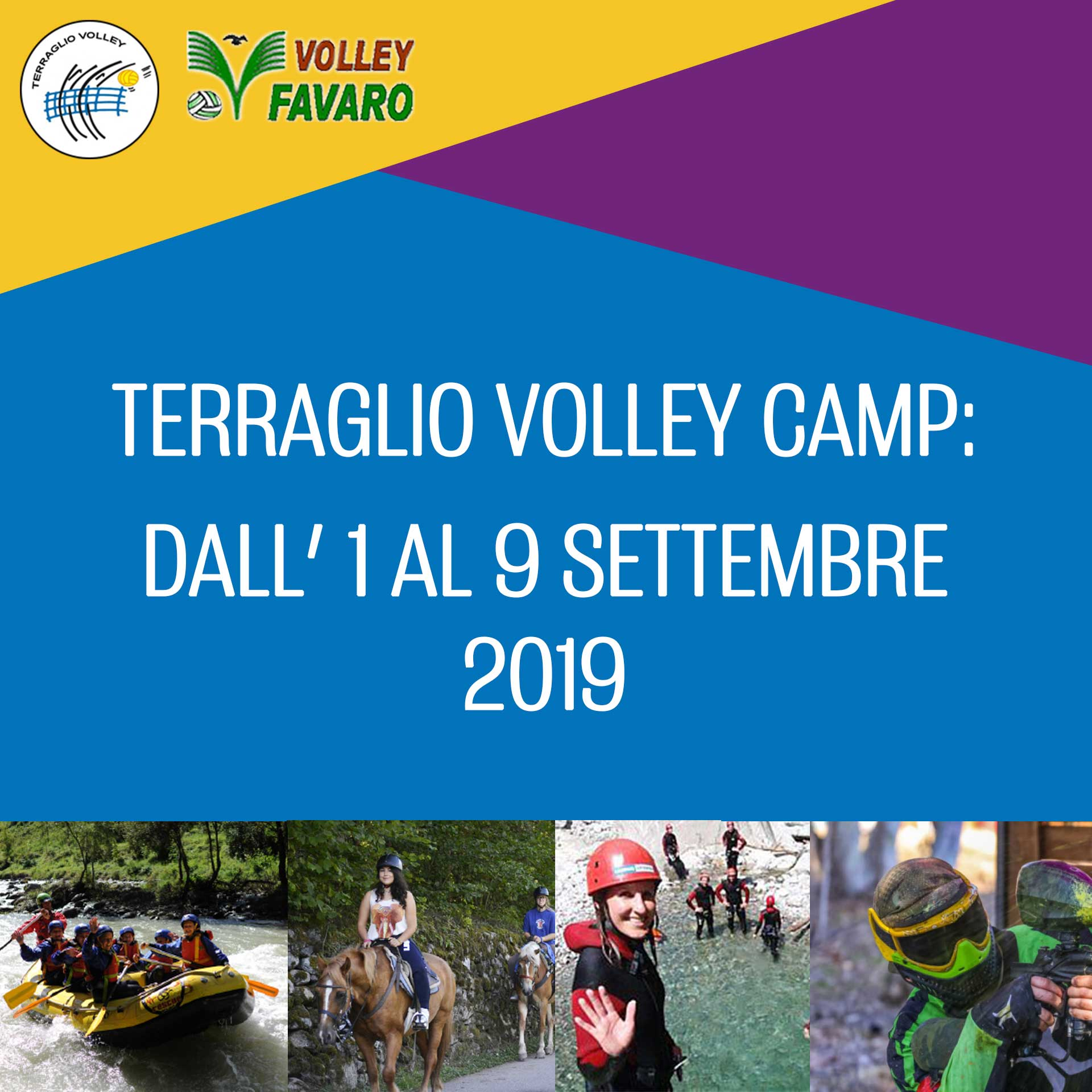 Terraglio Volley Camp 2019