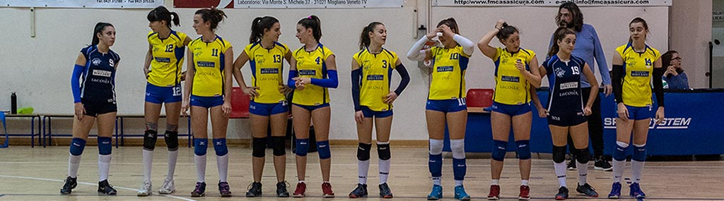 2' Divisione Terraglio Volley