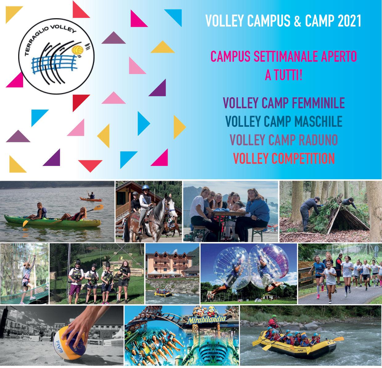 campus e camp terraglio volley 2021